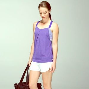 EUC* LULULEMON REST LESS TANK